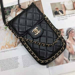 Coming soon: CHANEL Lambskin Quilted Clutch